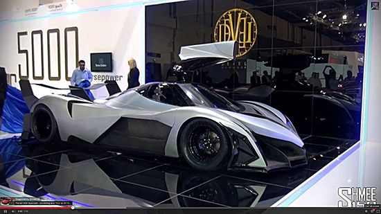 极速野兽Devel Sixteen